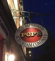 ‪Pops Old Fashioned Ice Cream‬