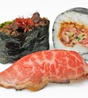 Hyakushokuya Sushi Beef