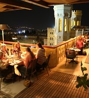 Notre Dame Rooftop Cheese & Wine Restaurant