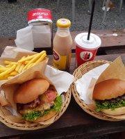 Rumbles burger