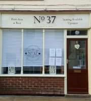 No 37 Cafe & Tea Rooms