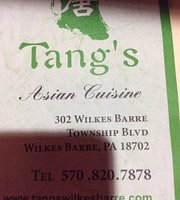 Tang Asian Cuisine