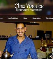 Chez Younice moroccan restaurant