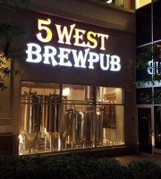 5 West Brew Pub & Kitchen