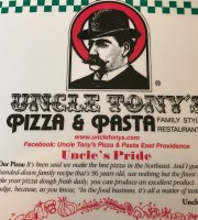 UNCLE Tony's Pizza & Pasta