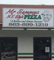 Mr. Sammys NY style Pizza Bistro & Italian cuisine