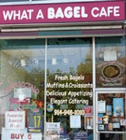 What A Bagel Cafe