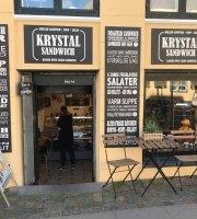 Krystal Sandwich
