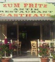 Zum Fritz Antik Restaurant Gasthaus