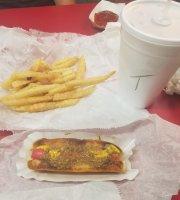 Little Red Caboose Sandwich Shop