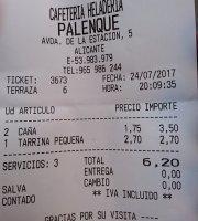 Palenque Heladeria