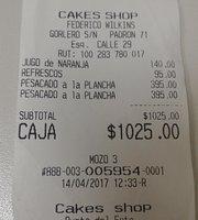 Cake's Shop