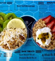 Buzz Superfood Bar