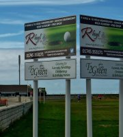 Links Bar at Rhyl Golf Club