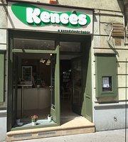 Kences, a Szendvicskrembar