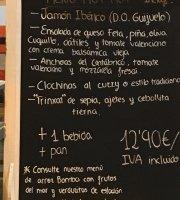 Playa Blanca Gastronomía