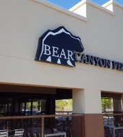 Bear Canyon Pizza