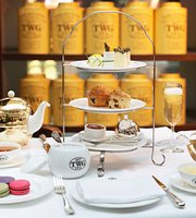TWG Tea at Vancouver