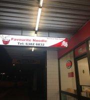 Favorite Noodle