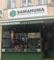 Samahuma Brussels Juice & Superfood