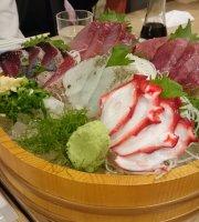 Tsukiji Dining Genchan Aqua City Odaiba