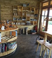 Modir Jord Organic Farm Aspen cafe