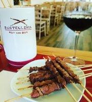 Rustelleria Meat and Beer