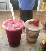 Cloud Nine Juice Bar + Cafe