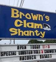 ‪Brown's Clam Shanty‬
