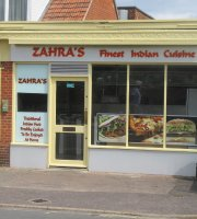 Zahra's Finest Indian Cuisine