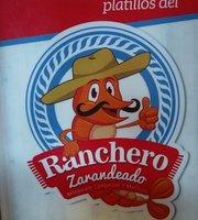 Ranchero Zarandeado