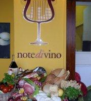Note di vino