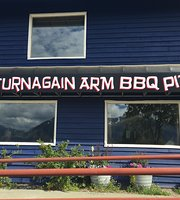 Turnagain Arm Pit BBQ Indian