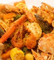 G-Crab Seafood & Italian Restaurant.