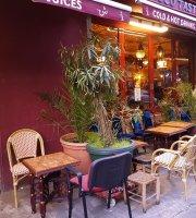 Shisha Garden Grill