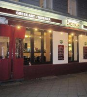 Berkis Greek Art Fast Food