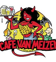 Cafe 'T Centrum van melzen