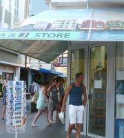 A & J Liquor and Tobacco Store