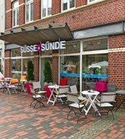 Susse Sunde Frozen Yoghurt, Waffeln & Co