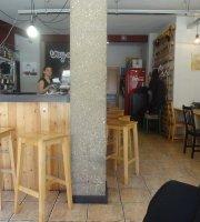 Caféteria Delicias.