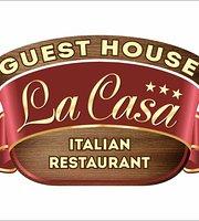 Italian Restaurant La Casa Varna