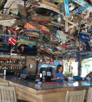 "Beach Nuts Good Time Bar "" Little Cayman Beach Resort"""