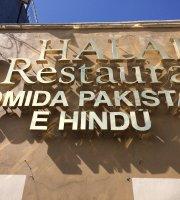 Halal Restaurant Comida Pakistani E Hindu