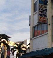 Thian Yuan Prima Restaurant