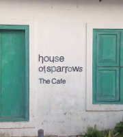 House Of Sparrows,the cafe