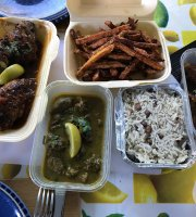 soul food Caribbean kitchen