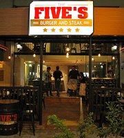The Fives - Burger and Steak