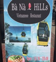Ba Na Hills Vietnamese Restaurant