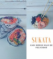 Sukata Sushi Bocata