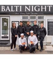 Balti Night Braintree